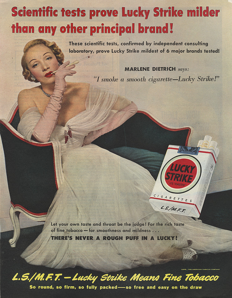 Зажгите факел свободы: как рекламщик Эдвард Бернейс научил женщин курить