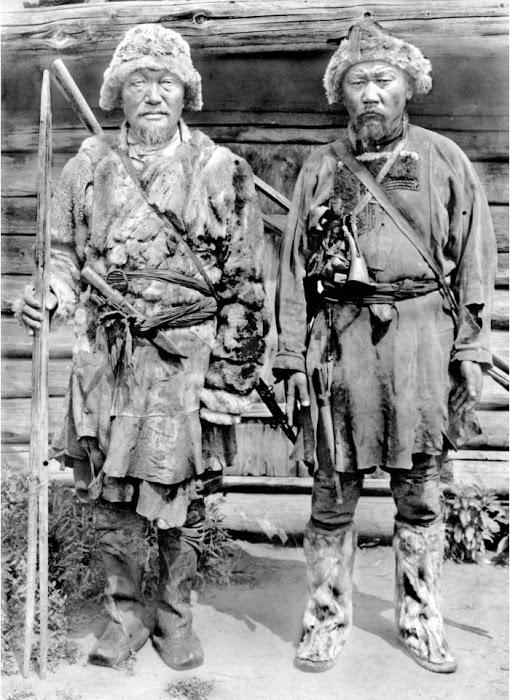 Сибирский вестерн: как в 1943 году ловили банду эвенка Павлова, грабившего  золотые прииски