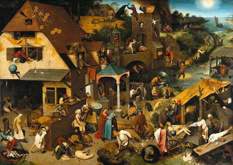 444 2 800x566 - ТОП-10 тайн мировых шедевров живописи, о которых вы не знали