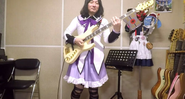 Панк-аниме: японец сделал кавер на песню «Сектора Газа»