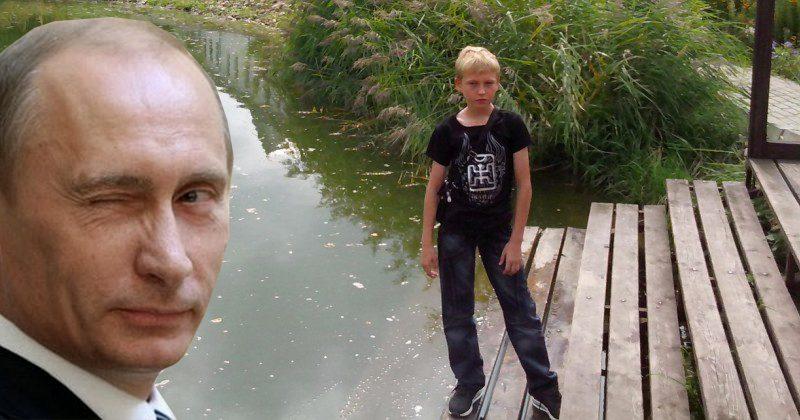 Как сложилась судьба мальчика, которого поцеловал в живот Путин