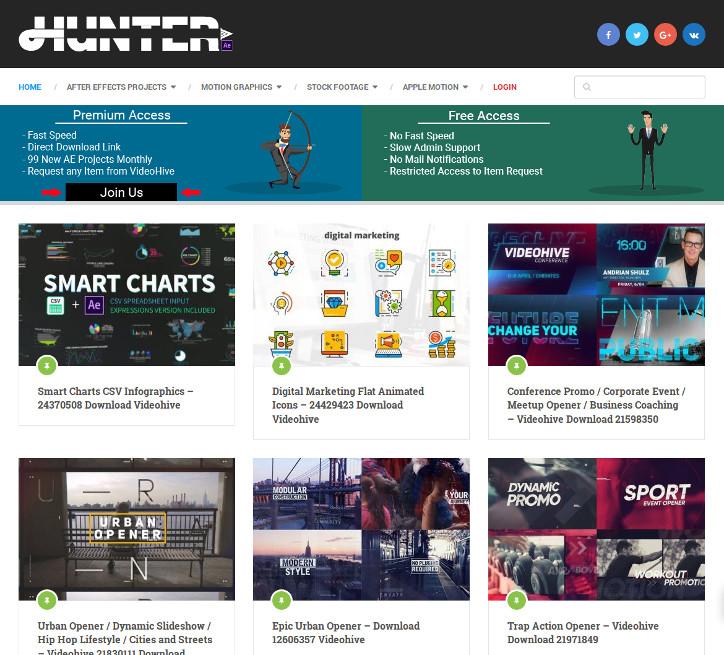 HunterAE: hunterae.com