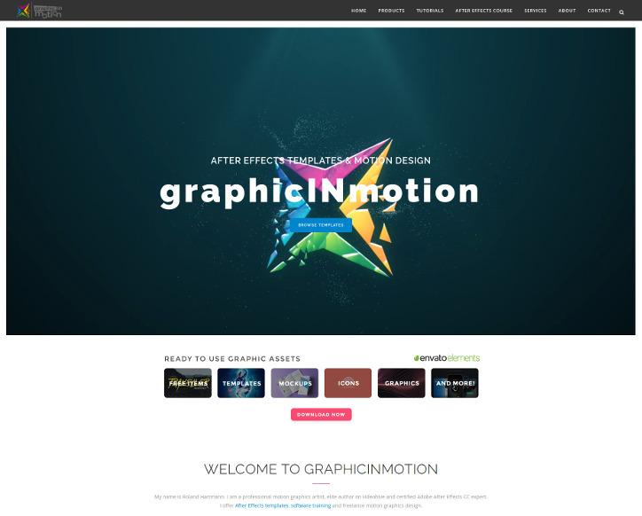 GraphicINmotion: graphicinmotion.com