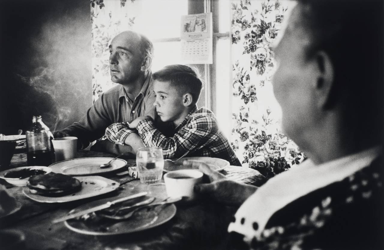 Странствие по дороге жизни: выразительные работы классика фотографии Эллиотта Эрвитта