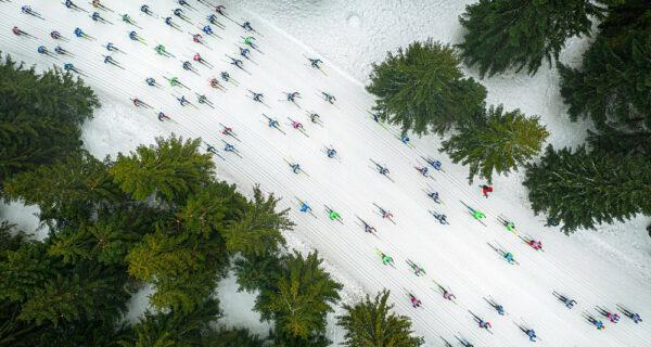 Головокружительно: лучшие фотографии с конкурса Drone Awards
