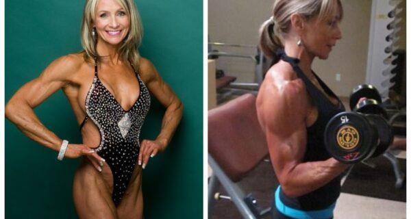 Мышцам этой бабушки завидуют даже мужчины. А ведь когда-то она боялась идти в спортзал