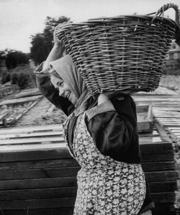 LisaLarsen06 - Простые москвички 1950-х глазами американки