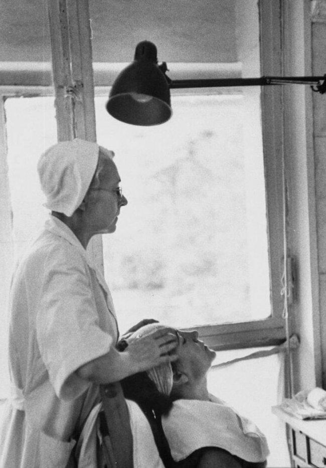 LisaLarsen09 - Простые москвички 1950-х глазами американки