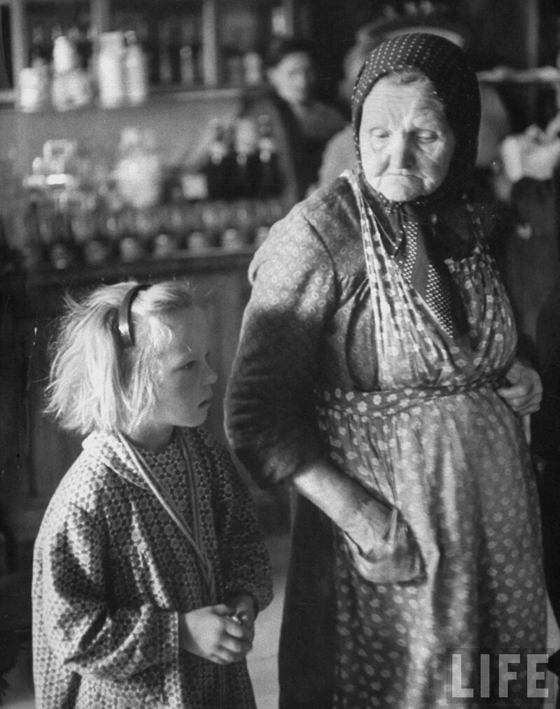 LisaLarsen14 - Простые москвички 1950-х глазами американки