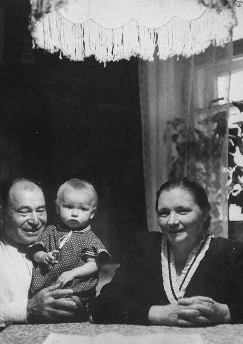 LisaLarsen17 - Простые москвички 1950-х глазами американки