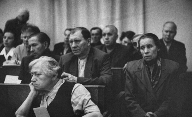 LisaLarsen18 - Простые москвички 1950-х глазами американки