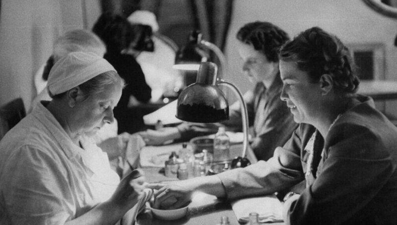 LisaLarsen20 - Простые москвички 1950-х глазами американки