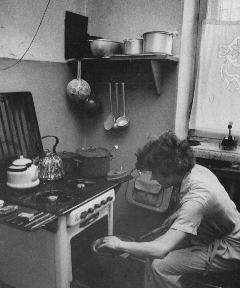 LisaLarsen23 - Простые москвички 1950-х глазами американки