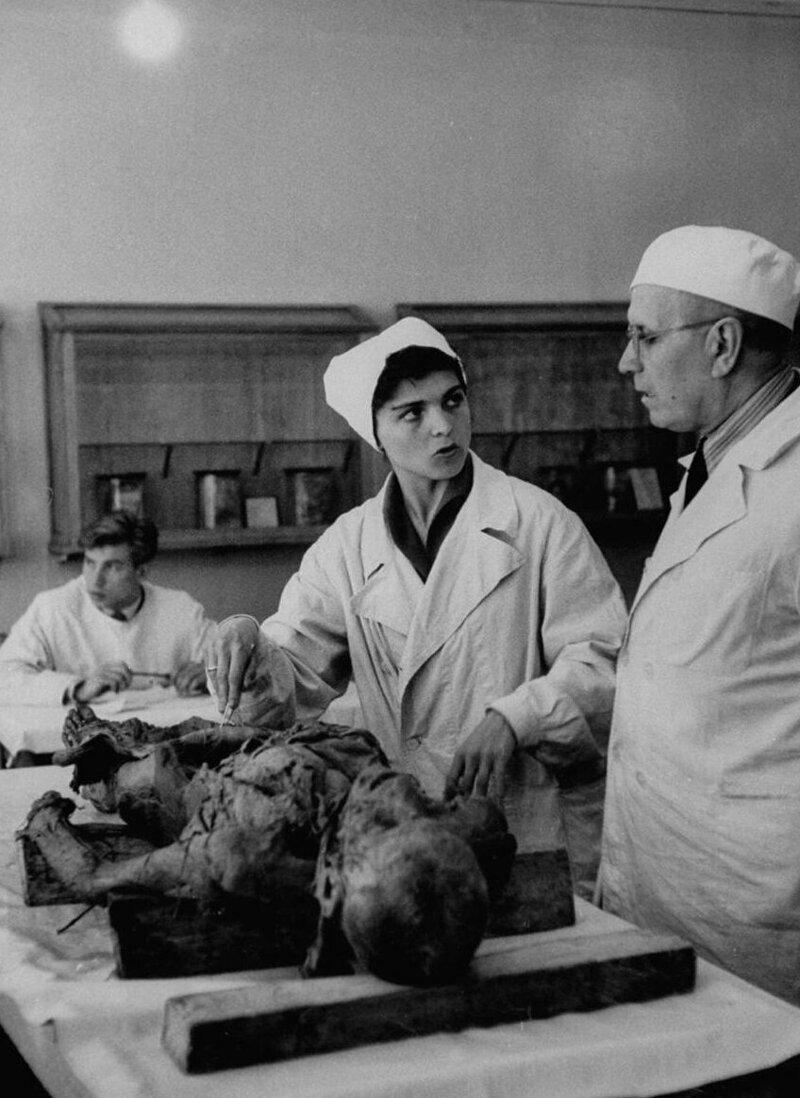 LisaLarsen24 - Простые москвички 1950-х глазами американки