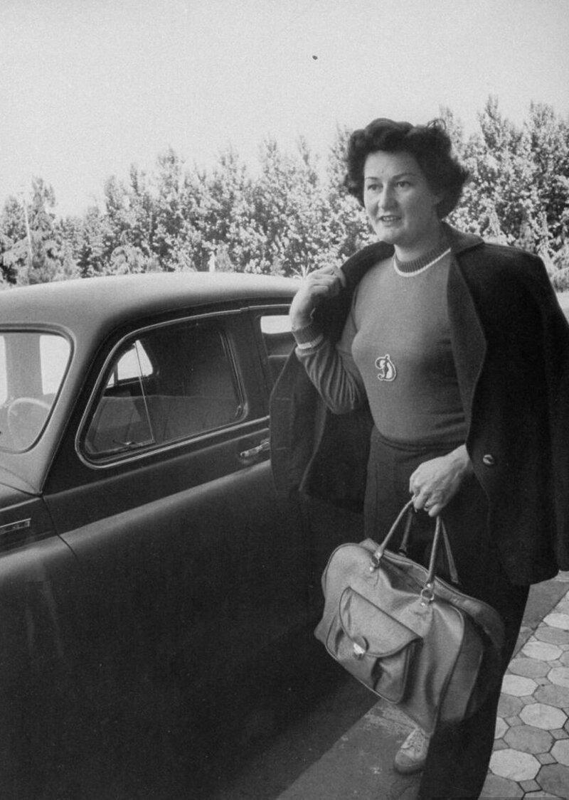 LisaLarsen25 - Простые москвички 1950-х глазами американки