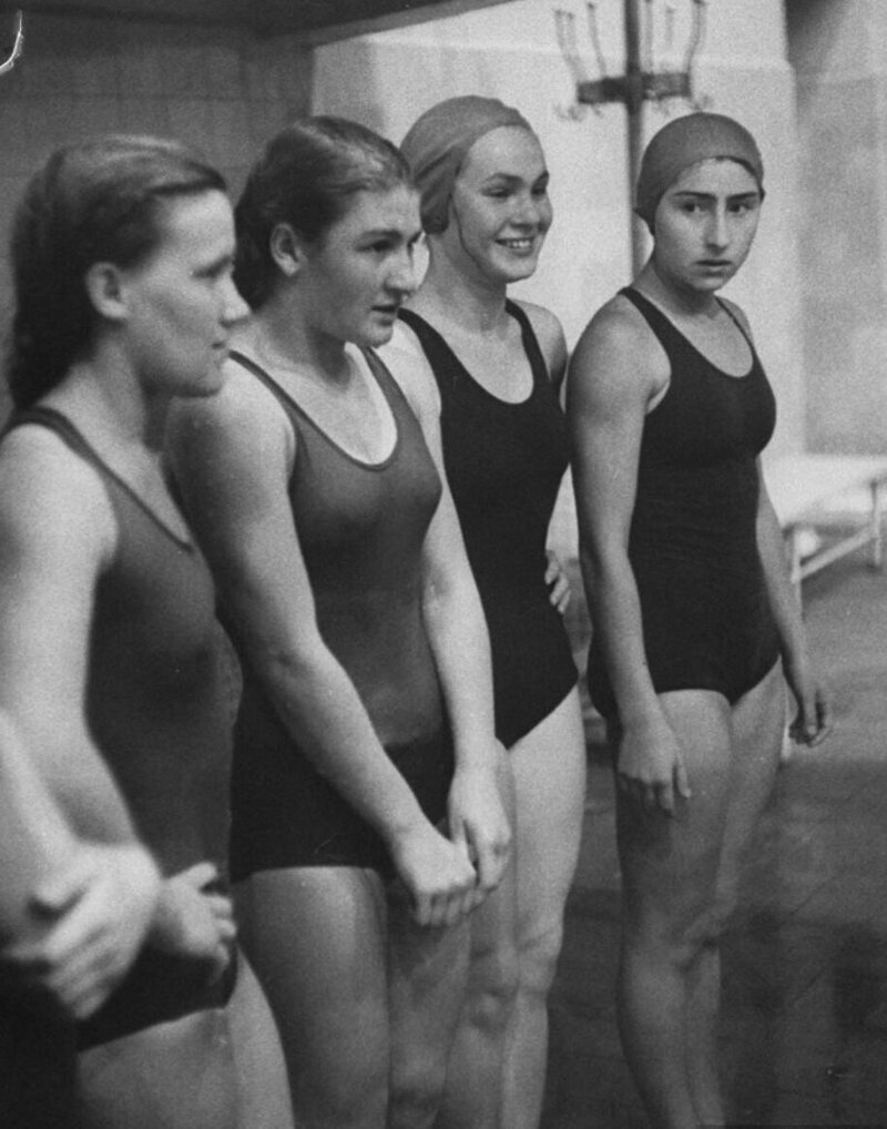LisaLarsen26 - Простые москвички 1950-х глазами американки