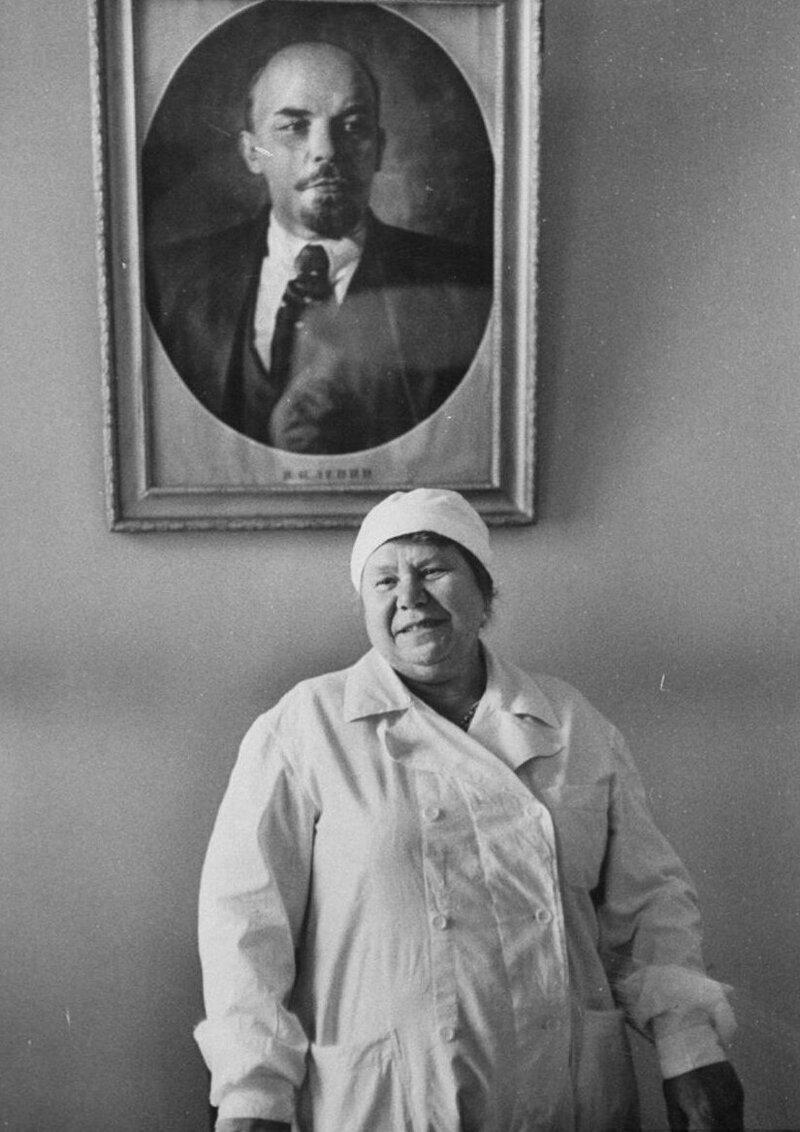 LisaLarsen28 - Простые москвички 1950-х глазами американки