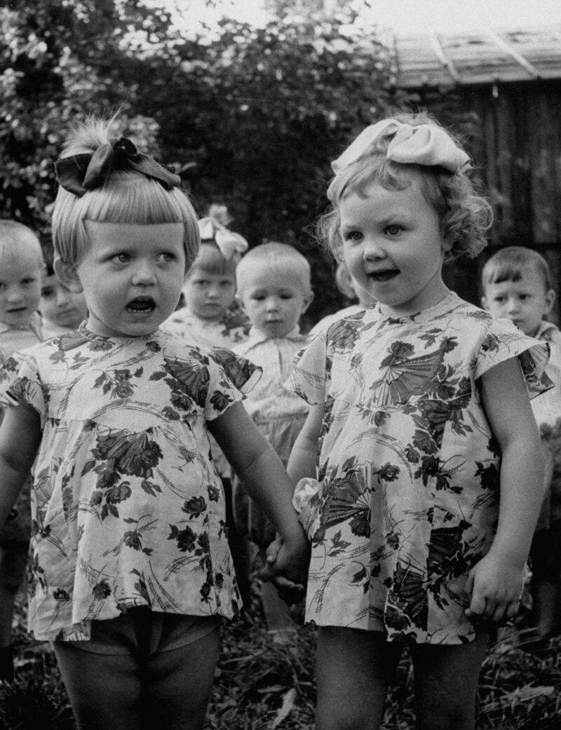 LisaLarsen29 - Простые москвички 1950-х глазами американки