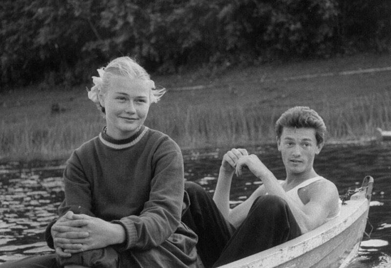 LisaLarsen30 - Простые москвички 1950-х глазами американки