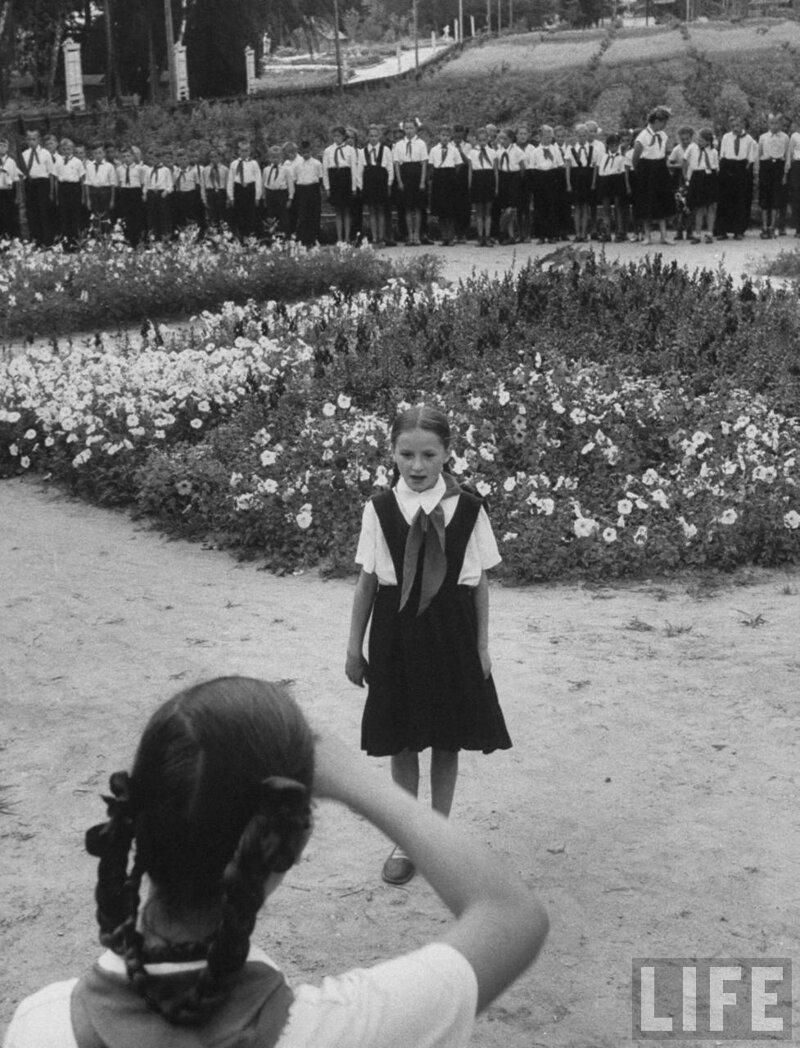 LisaLarsen31 - Простые москвички 1950-х глазами американки