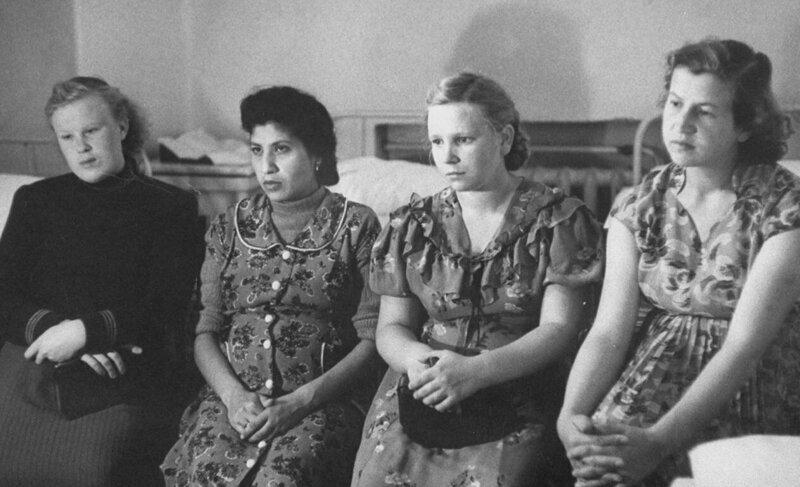 LisaLarsen32 - Простые москвички 1950-х глазами американки