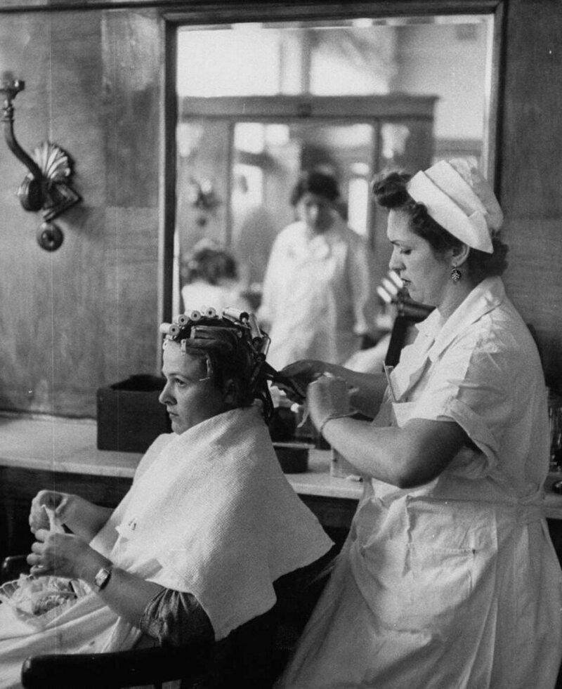 LisaLarsen34 - Простые москвички 1950-х глазами американки