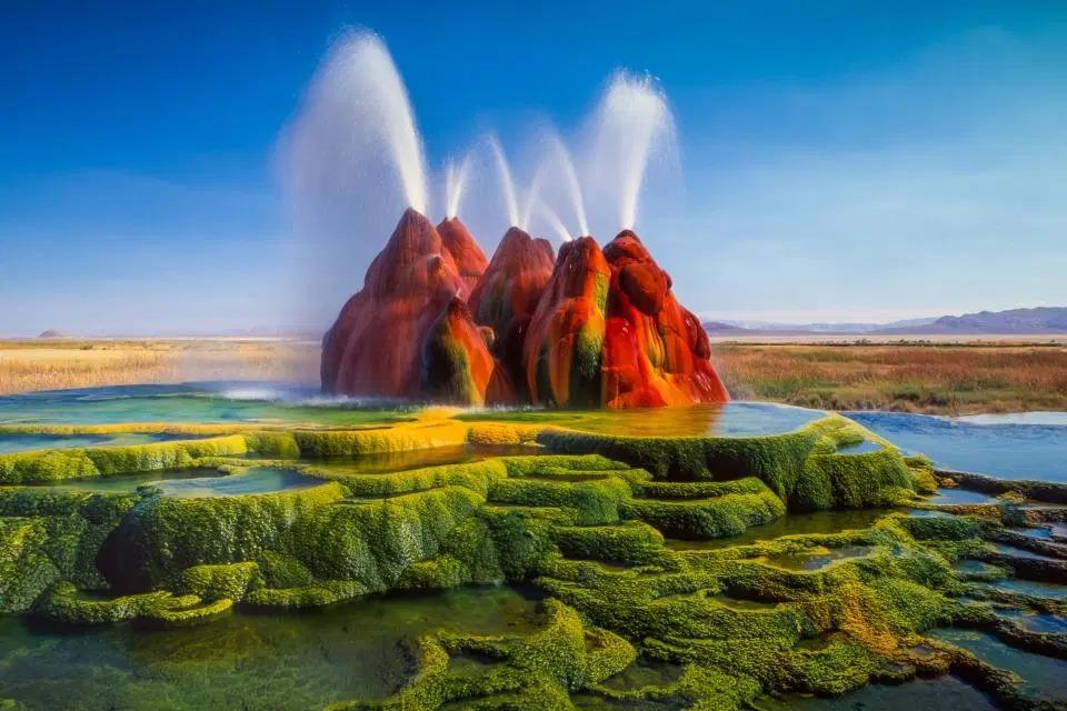 фото необычайная красота необычайные места мира первой леди