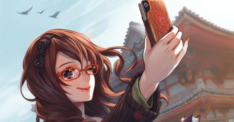 Нейросеть Selfie2Anime превратит вас на фото в героя аниме фото