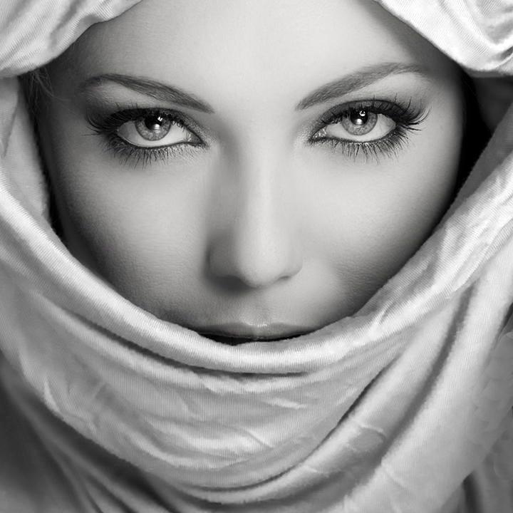 blackandwhite06 - 35 потрясающих черно-белых портретов