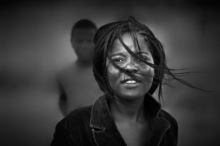 blackandwhite14 - 35 потрясающих черно-белых портретов