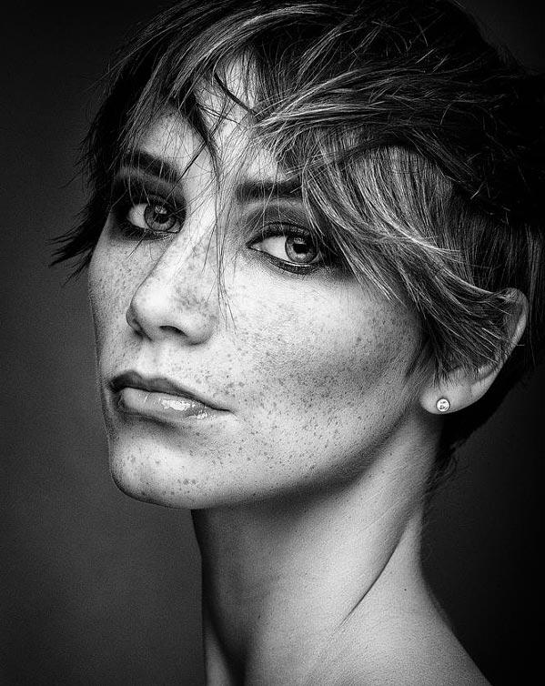 blackandwhite24 - 35 потрясающих черно-белых портретов