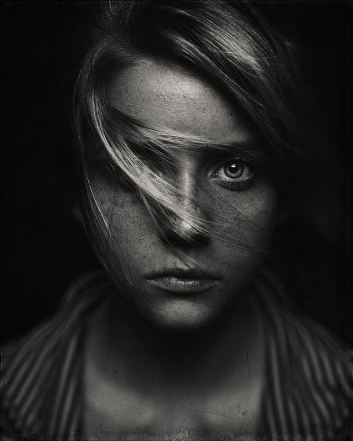 blackandwhite26 - 35 потрясающих черно-белых портретов