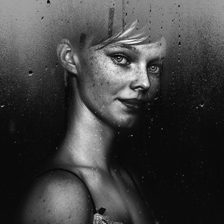 blackandwhite28 - 35 потрясающих черно-белых портретов
