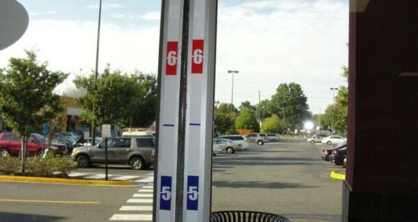 Зачем в США на входе в магазин устанавливают линейку