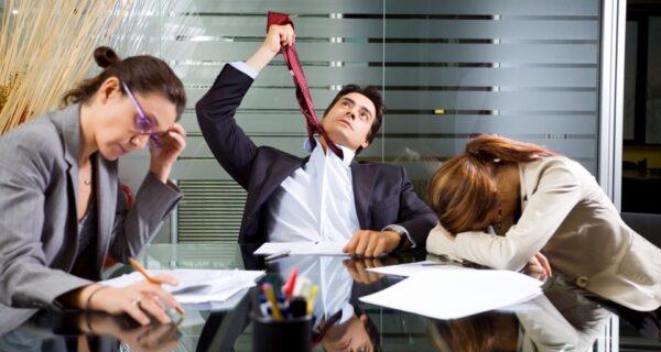5 причин, почему работа в офисе — это зло. И дело вовсе не в скуке и рутине