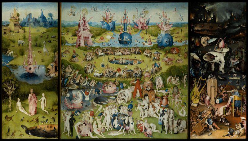 ieronim boskh sad zemnykh naslazhdenii 800x455 - ТОП-10 тайн мировых шедевров живописи, о которых вы не знали