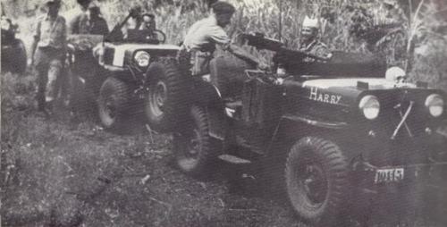 Конго Мюллер: нацист и африканский наемник с улыбкой дьявола