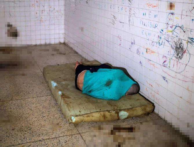 Ад на земле: в венесуэльских психбольницах кошмары плавно переходят в реальность