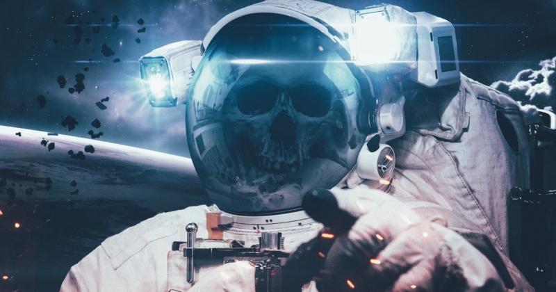 Что произойдет с мертвым телом в открытом космосе фото