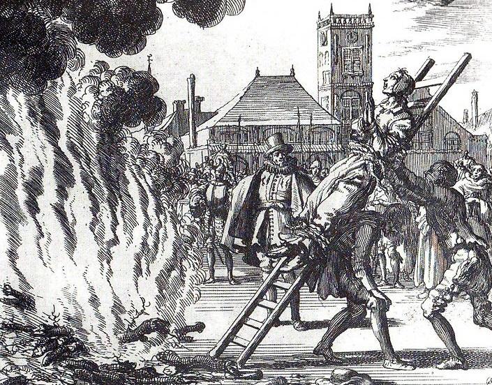 «Хочу почести, силы и похоти»: как закончил священник Урбен Грандье, заключивший договор с Сатаной