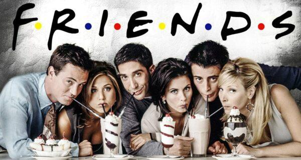 Тест: Хорошо ли вы знаете сериал «Друзья»?