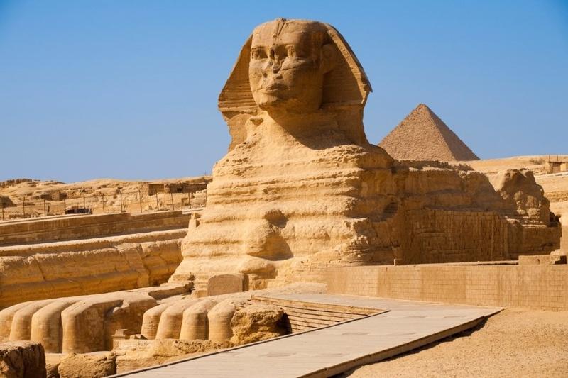 Стоял еще до пирамид и имел другую голову: какие тайны связаны с египетским Сфинксом фото