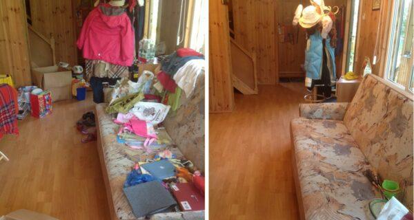 20 фото «до и после», глядя на которые вы захотите прибраться