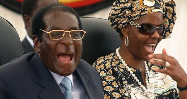 Президент Зимбабве Роберт Мугабе: из ботаника в диктаторы