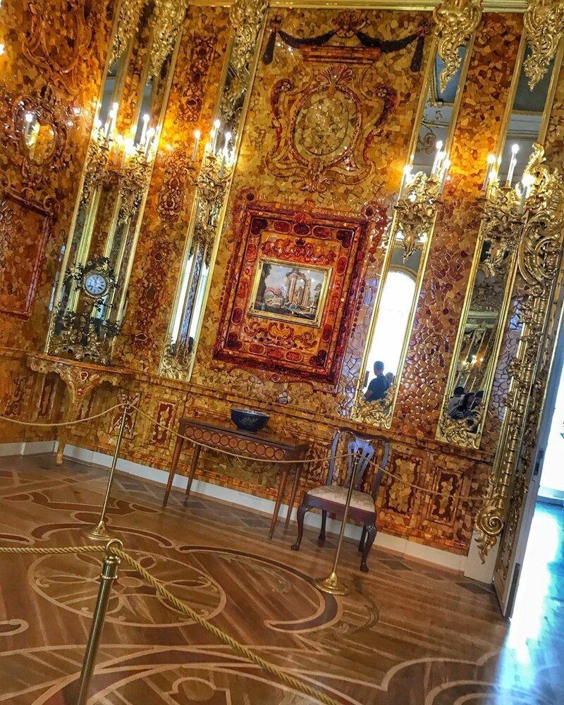 площадях комнаты в екатерининском дворце картинки тех