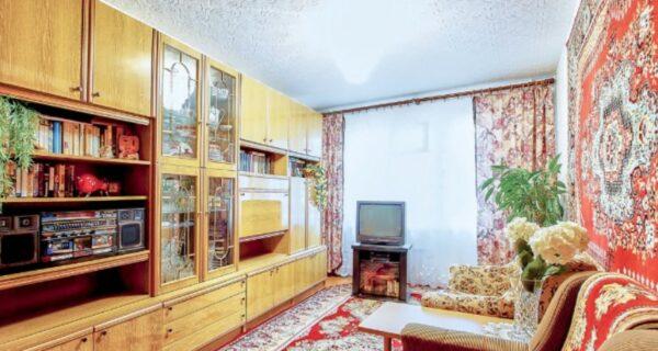 Привет из 90‑х! Выставленная на продажу квартира в Минске растрогала сетян