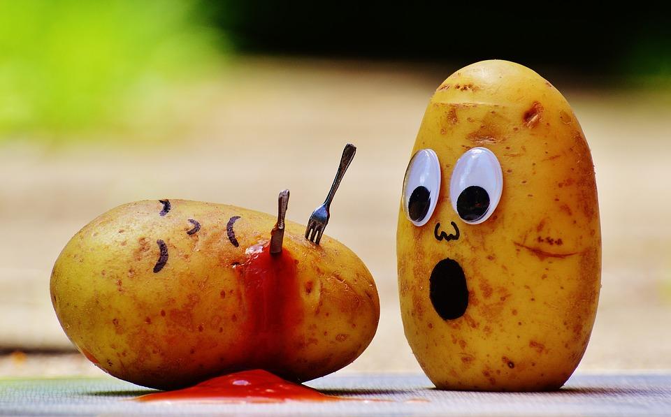 Картошка, фасоль и еще 7 продуктов, которые могут вас убить фото