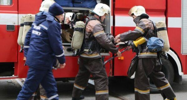 Нервы ни к черту: киевлянин обстрелял из нагана пожарных, приехавших его спасать