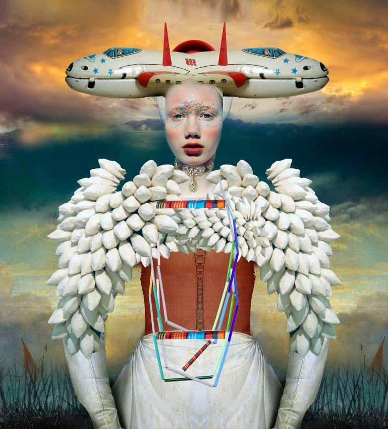 Впечатляющие фантасмагории иллюстратора Игоря Скалецкого Культура и искусство