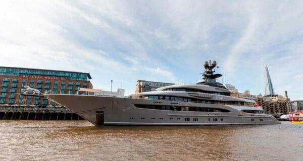 Мегаяхта Kismet: прогулка по роскошной 95-метровой яхте американского миллиардера